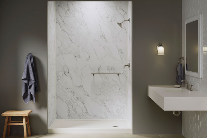 Find Out More About The Benefits Of A KOHLER Walk In Shower