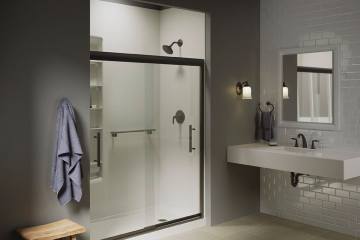 Kohler Walk-In Shower | Kohler Bathroom Remodeling | Statewide ...